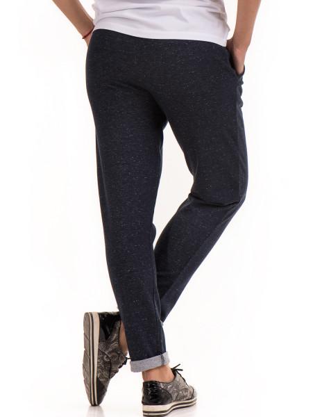 Дамски  спортен панталон JOGGY GIRLS 5421 - тъмно син B