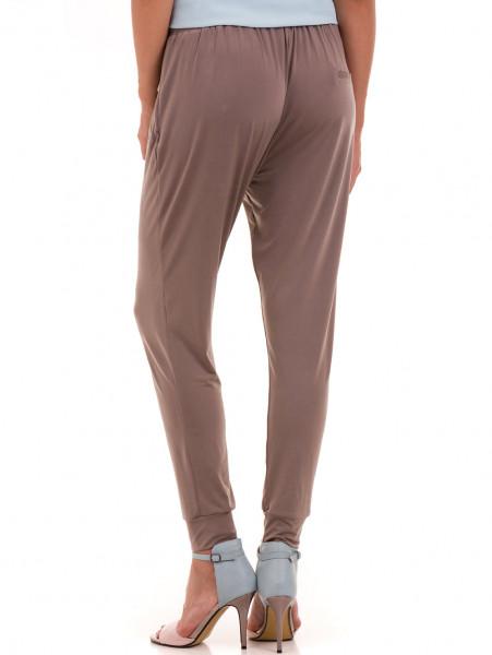Дамски панталон JOY MISS 30078 - цвят капучино B
