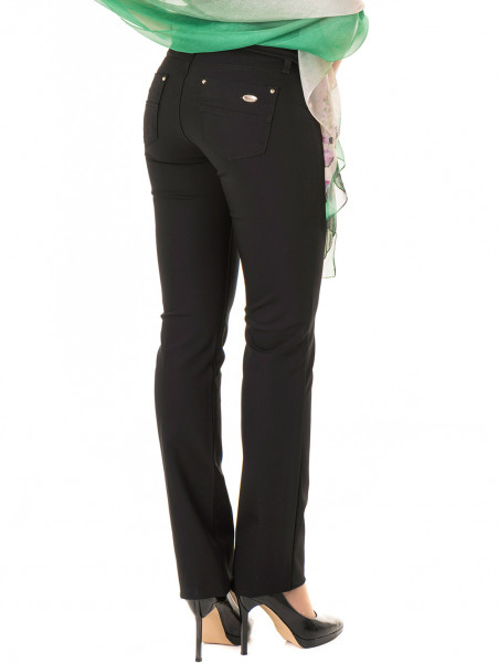 Дамски панталон LACARINO 1956 - черен B