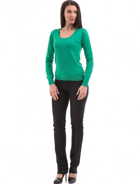 Дамски панталон LACARINO 3661 - черен C