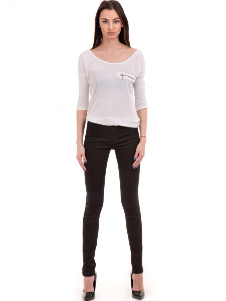 Дамски панталон VIGOSS 36713 - черен C