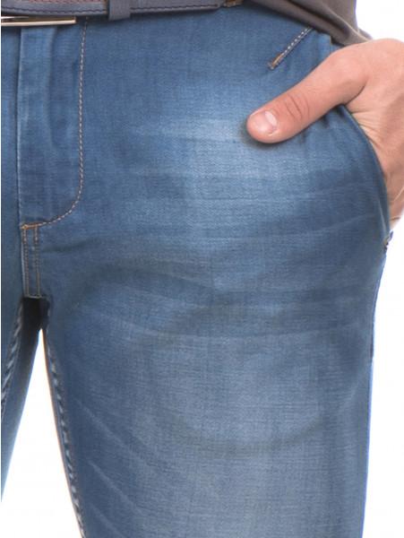 Мъжки дънкови бермуди ELECTRA 034 - деним D