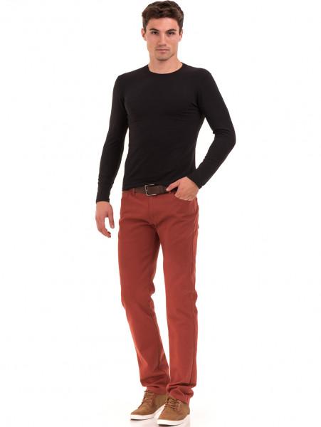 Мъжка спортна блуза MCL 27963 - черна C