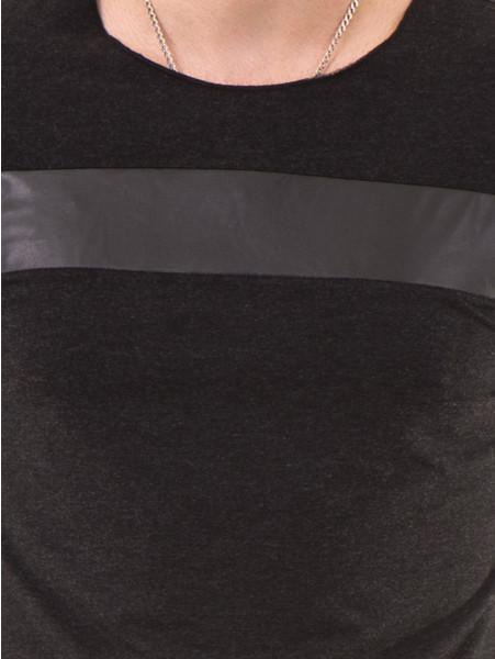 Мъжка спортна блуза XNT 641 - черна D