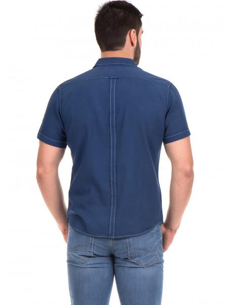 Спортна риза SEMCO B445 - тъмно синя B