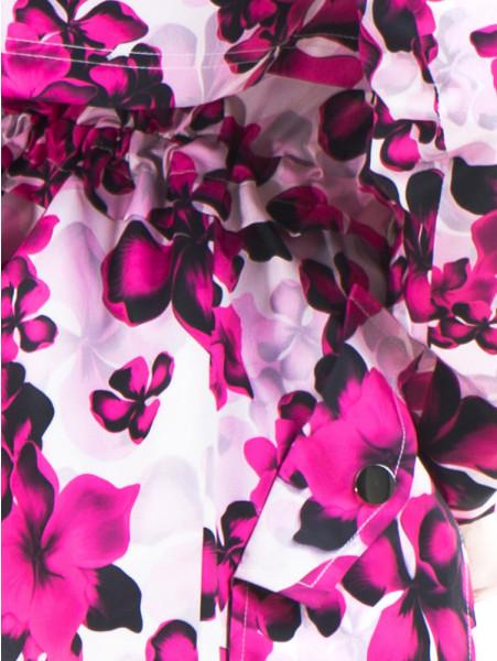 тъмно розово