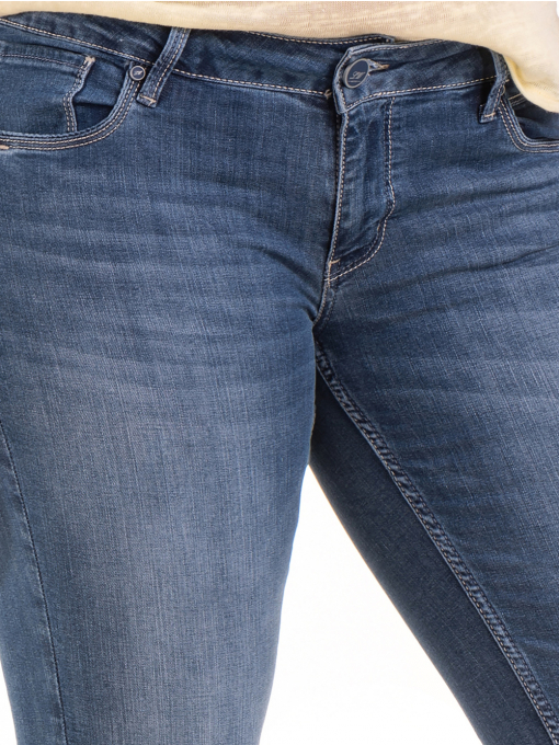 Класически дамски дънки LACARINO 3900 - деним D