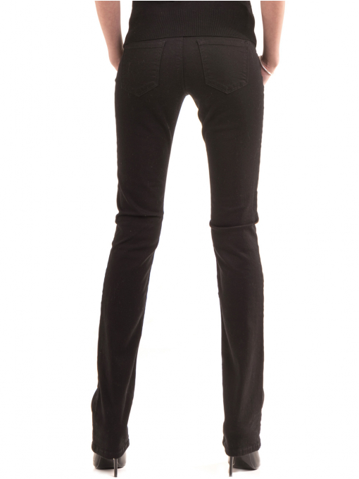 Класически дамски панталон CONS 234 - черен B