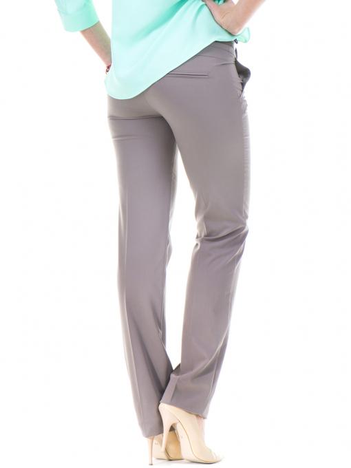 Дамски панталон F.L.M с колан 961- цвят капучино B