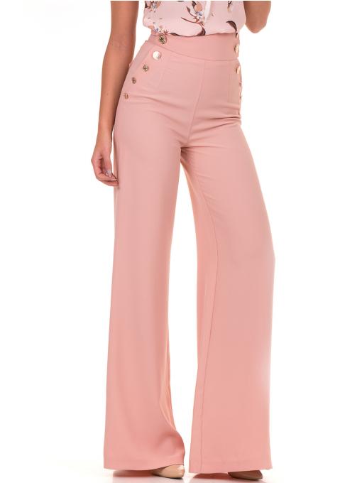 Дамски панталон GREEN&COUNTRY 2034 - розов