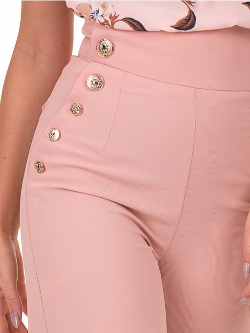 Дамски панталон GREEN&COUNTRY 2034 - розов D
