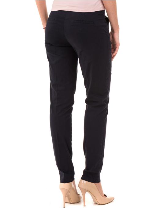 Дамски панталон KOTON 42193 - тъмно син B