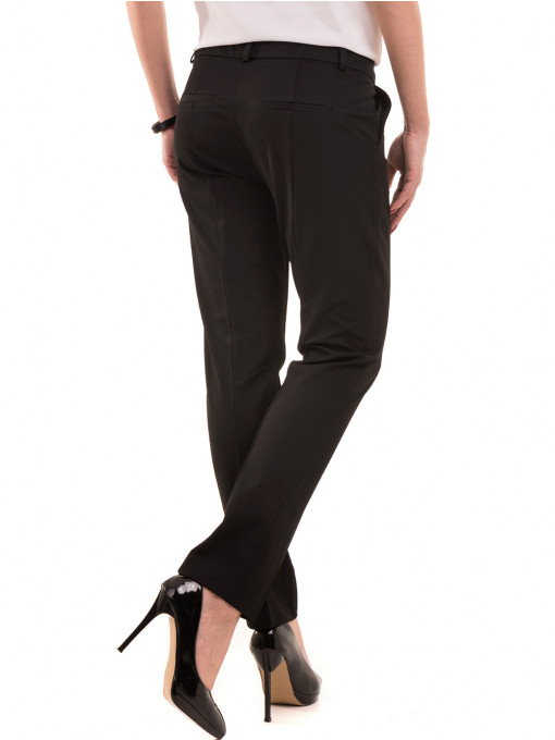 Дамски панталон KOTON 42836 - черен B