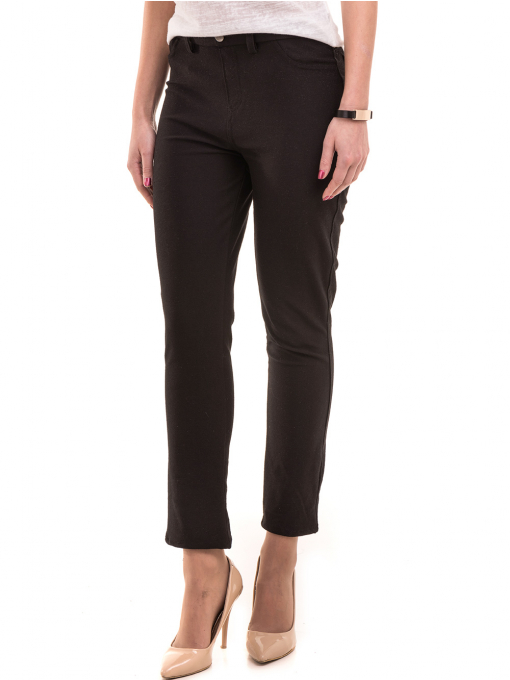 Дамски панталон KOTON 43711 - черен