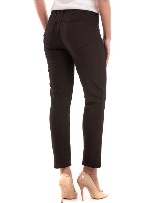 Дамски панталон KOTON 43711 - черен A