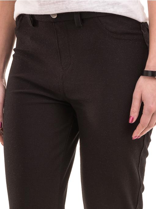 Дамски панталон KOTON 43711 - черен D