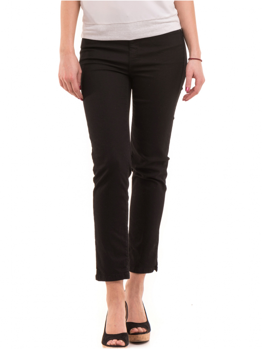 Дамски панталон KOTON 47672 - черен