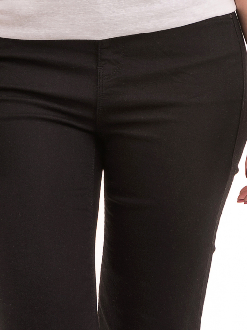 Дамски панталон KOTON 47672 - черен D