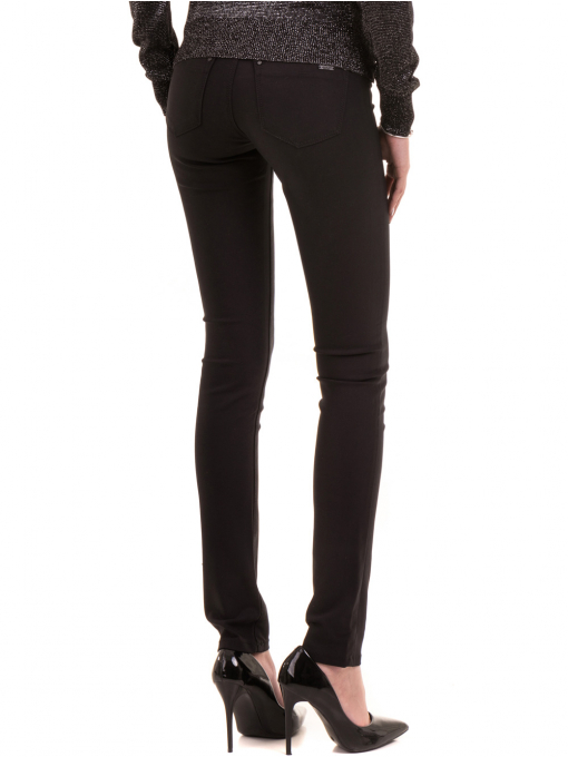 Дамски панталон LACARINO 1952 - черен B