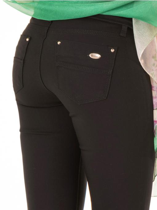 Дамски панталон LACARINO 1956 - черен D