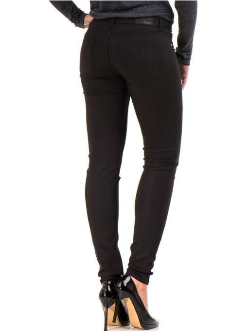 Дамски панталон LACARINO 4189 - черен B