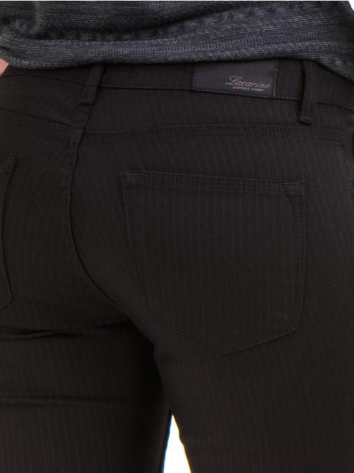 Дамски панталон LACARINO 4189 - черен D
