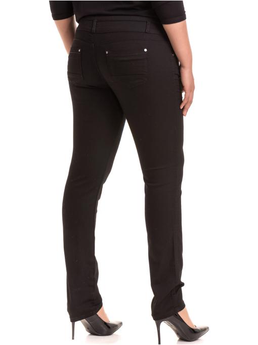 Дамски панталон ONE PASS B2230- черен