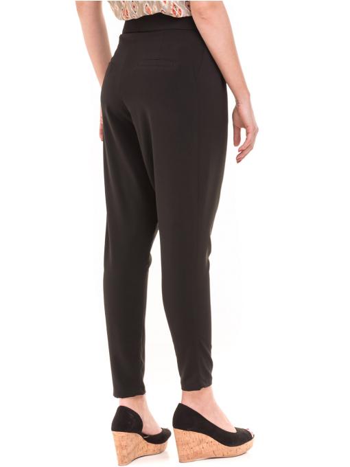 Дамски панталон SINGLE 2791 - черен B