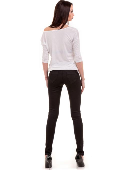 Дамски панталон VIGOSS 36713 - черен E