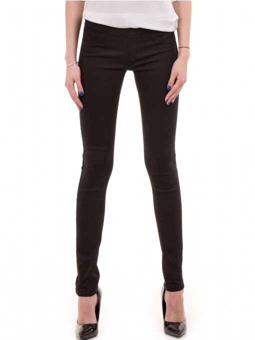 Дамски панталон VIGOSS 36713 - черен