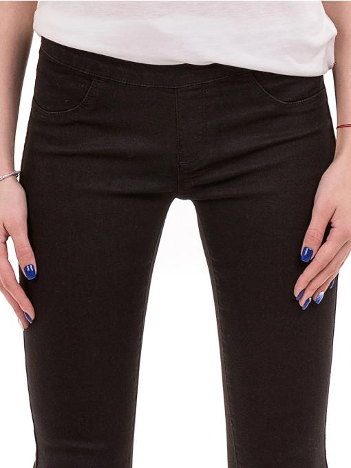 Дамски панталон VIGOSS 36713 - черен D