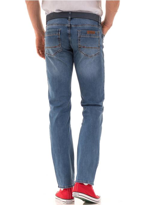 Мъжки класически дънки ELECTRA 5107 - деним B