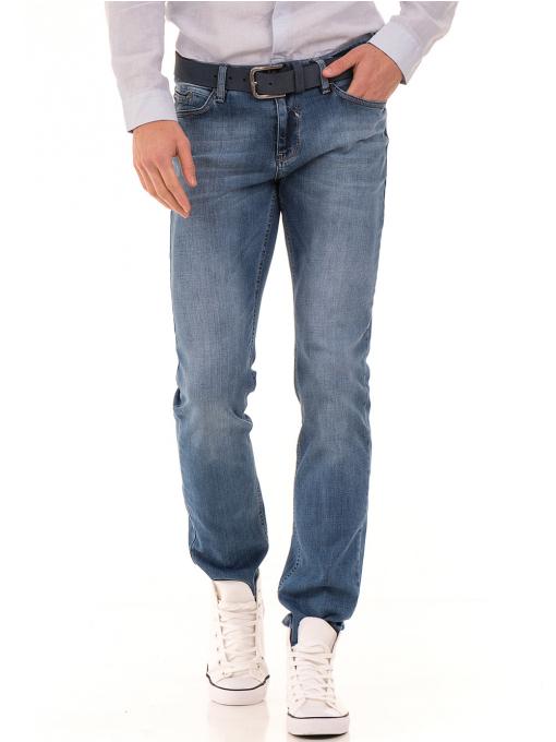 Мъжки класически дънки ELECTRA 5110 - деним