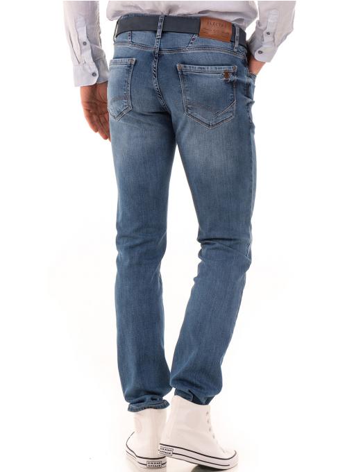 Мъжки класически дънки ELECTRA 5110 - деним B