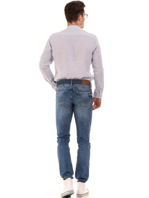 Мъжки класически дънки ELECTRA 5110 - деним E