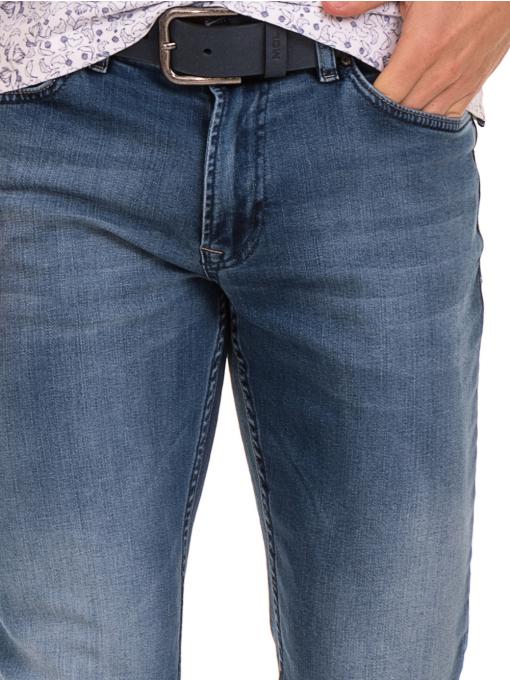 Мъжки класически дънки ELECTRA 5126 - деним D