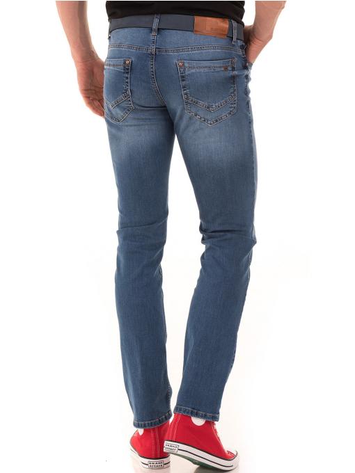 Мъжки класически дънки ELECTRA 6116 - деним B