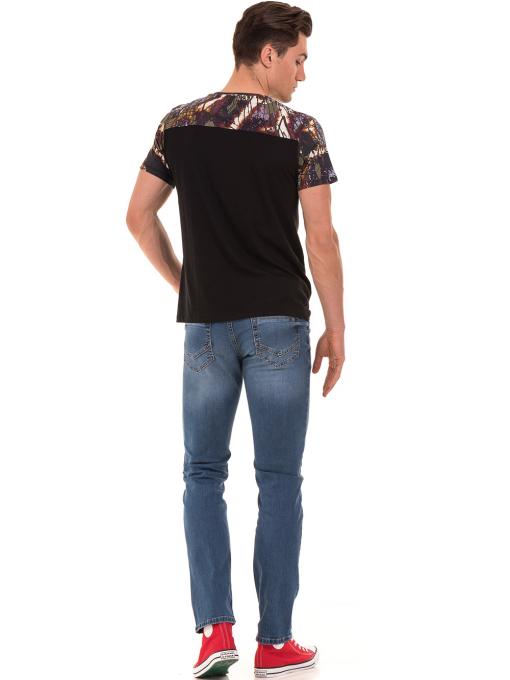 Мъжки класически дънки ELECTRA 6116 - деним E