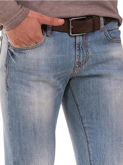 Мъжки класически дънки VIGOSS 70592 - светъл деним D
