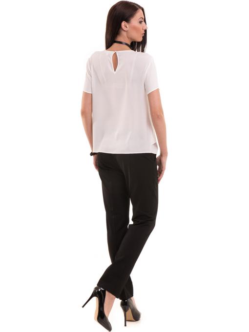 Дамска елегантна блуза KOTON 63413 - бяла E
