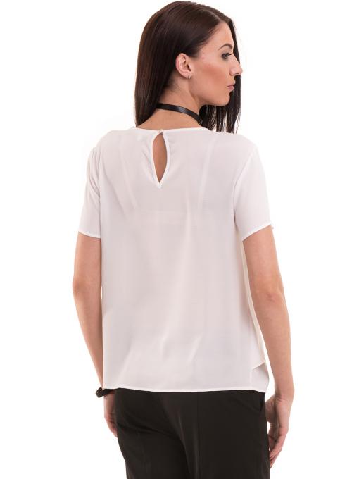 Дамска елегантна блуза KOTON 63413 - бяла B