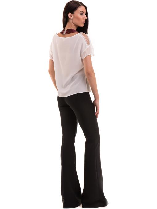 Дамска елегантна блуза KOTON 63778 - бяла E