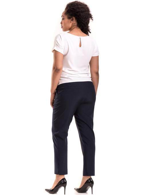 Дамска елегантна блуза PRETTY LOLITA 11568 - цвят екрю E