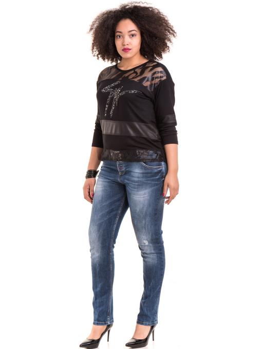 Дамска блуза GZT 7040 - черна C