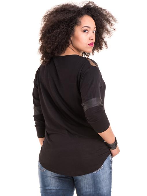 Дамска блуза GZT 7040 - черна B