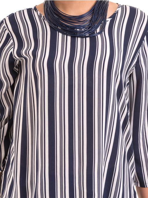 Дамска блуза KOTON B76884 - синя D
