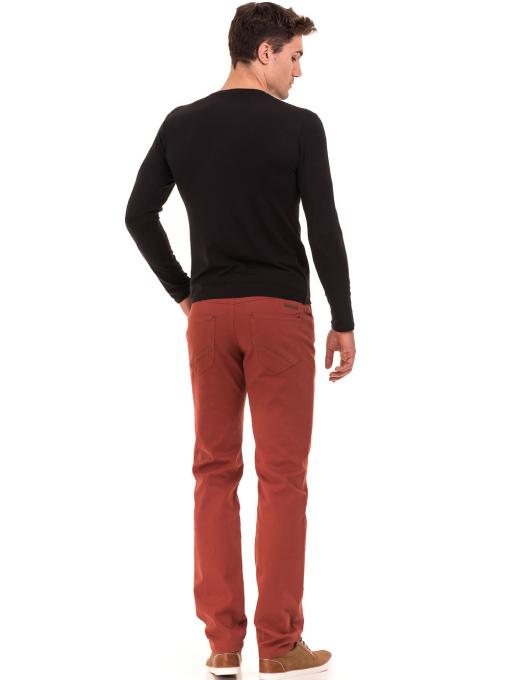 Мъжка спортна блуза MCL 27963 - черна E