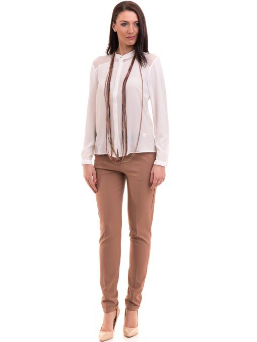 Елегантна дамска риза KOTON 62600 - бяла C