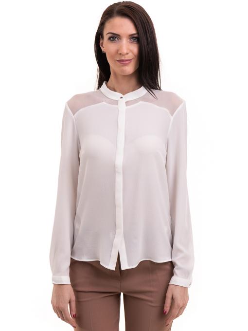Елегантна дамска риза KOTON 62600 - бяла