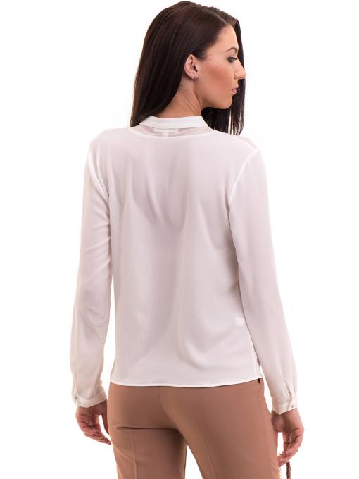 Елегантна дамска риза KOTON 62600 - бяла B